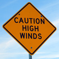 Driving In High Wind