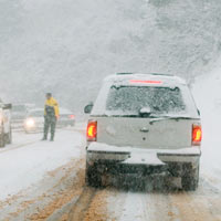 Driving In Snow Safely