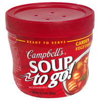Driving With Soup