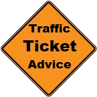 Traffic Ticket Advice