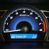 Gas Mileage RPM