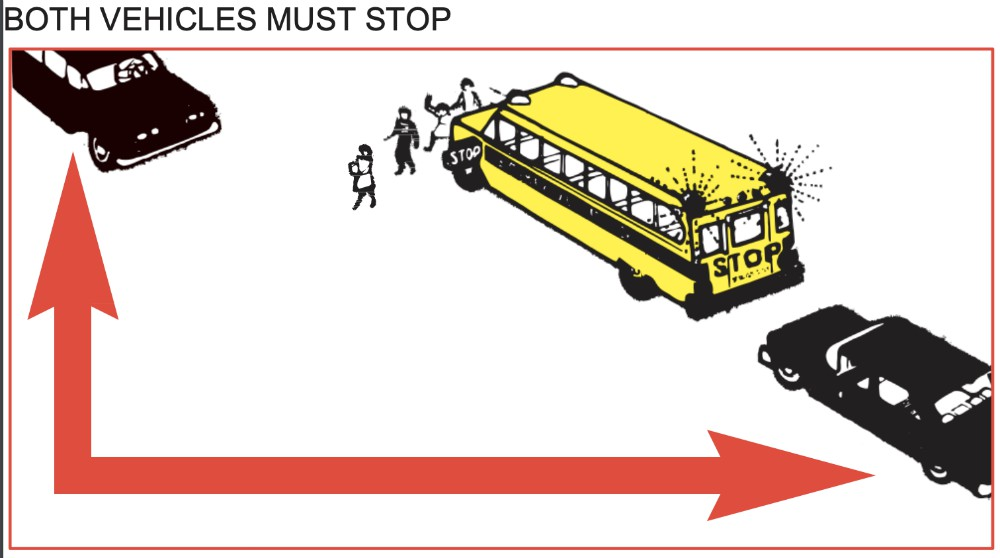 Alaska School Bus Laws
