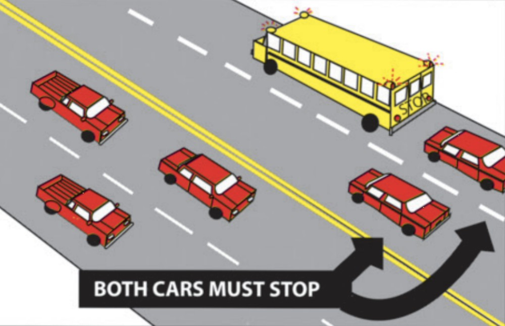 Hawaii School Bus Laws