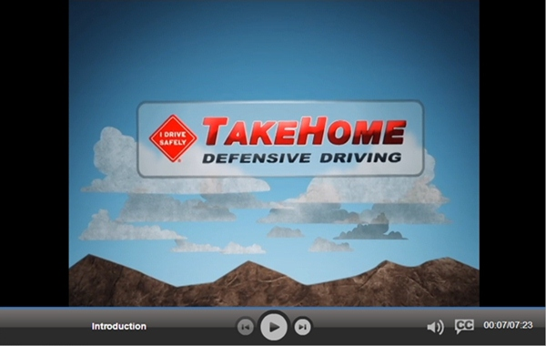 Texas Defensive Driving Video
