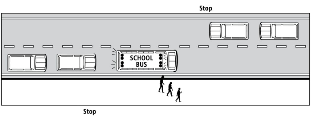School Bus Laws In Texas