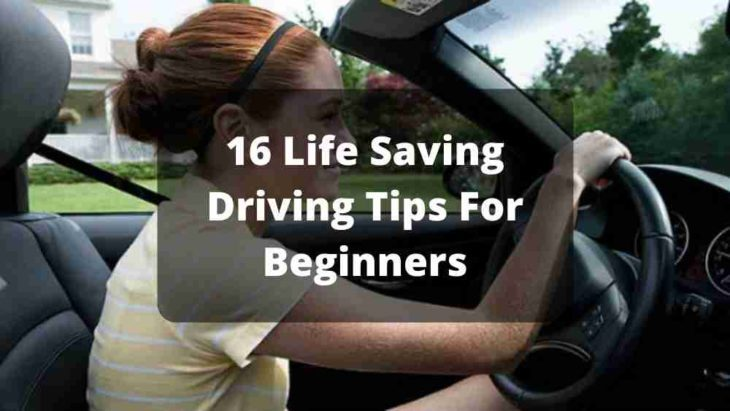 Driving Tips For Beginners