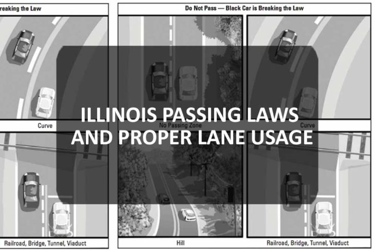 Illinois Passing Laws and Proper Lane Usage